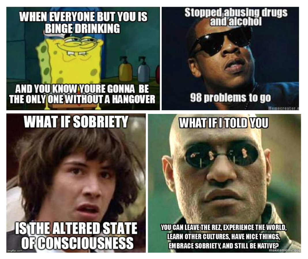 Are Internet Memes Promoting Harmful Drinking Habits The Temper